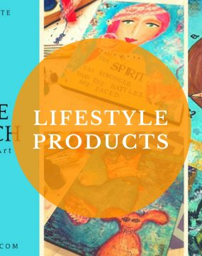 Gift Cards, Books, and Lifestyle Products