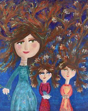 Tree Girls