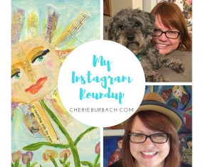 Before I Was an Artist: My Instagram Round Up