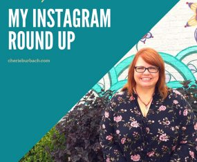Classes and Inspiration – My Instagram Roundup