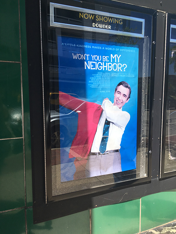 The Mister Rogers Movie