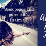 Psalm 34: 8-14 – Art and Faith Talks