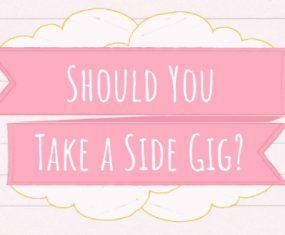 Should You Take a Side Gig?