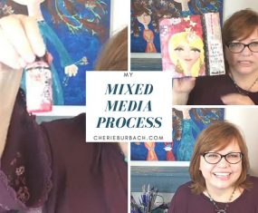Mixed Media Process
