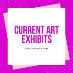 Current Exhibits: Birdies, Little Paintings, Roots, and Art and Faith