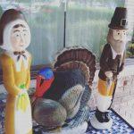 Don Featherstone Turkey and Pilgrims