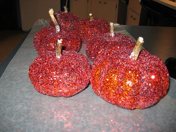 Paint Your Pumpkins!