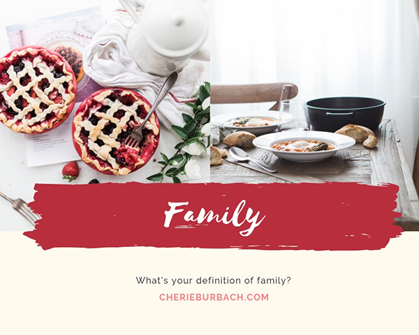 What's Your Definition of Family?