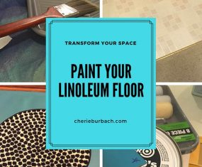 Paint That Linoleum Floor!