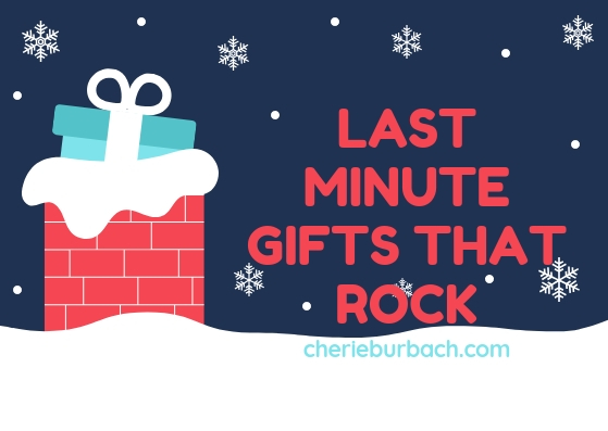 Last Minute Gifts That Rock
