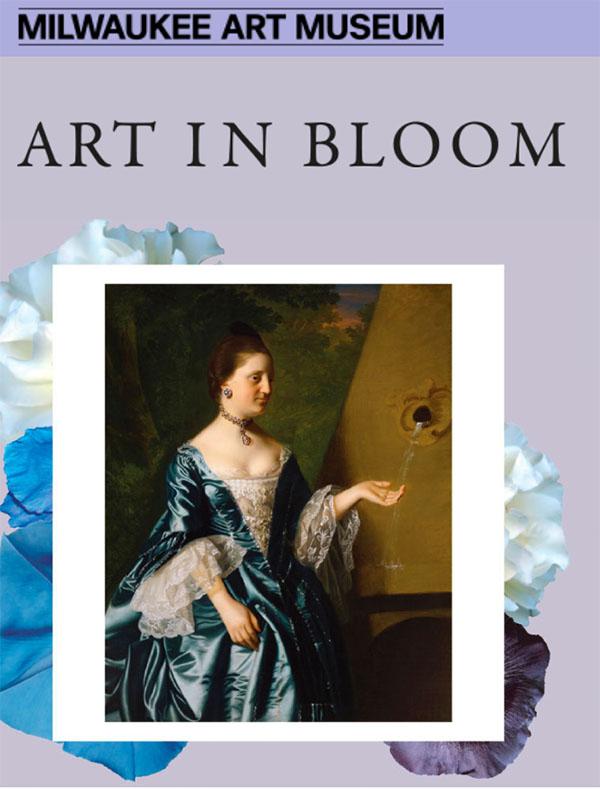 Looking Forward to Art in Bloom