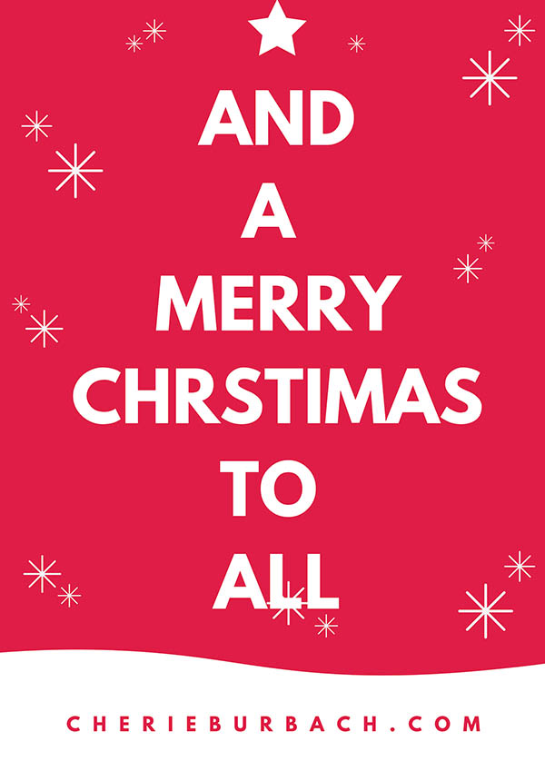 And a Merry Christmas to All