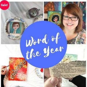 Word of the Year Ecourse ON SALE NOW