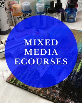 Mixed Media Ecourses