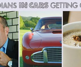 What Artists Can Learn From Comedians in Cars Getting Coffee