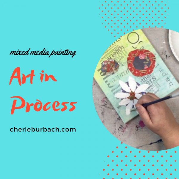 The Making Of (a Look Into My Art Process)