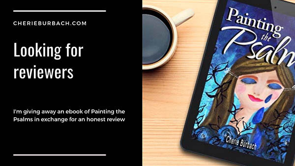 Want to Review Painting the Psalms?