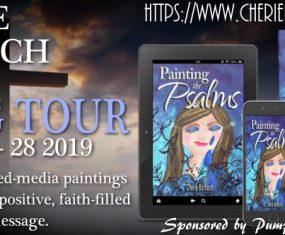 Painting the Psalms Blog Tour