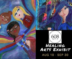 Healing Through Arts