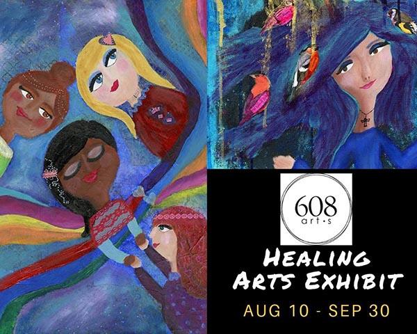 Healing Through Arts