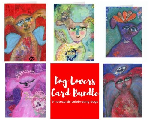 Doggie lovers card bundle