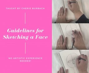 Learn How to Sketch a Face