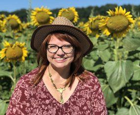 The Beautiful, Beautiful Sunflowers