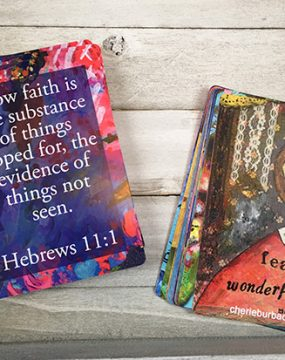 Affirmation and Bible Verse Cards