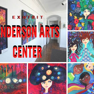 The Re-Opening of the Anderson Arts Center