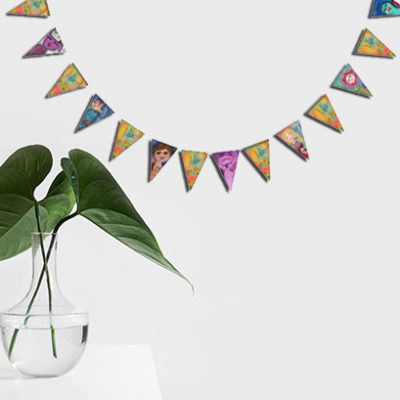 New! Bunting Is Here!