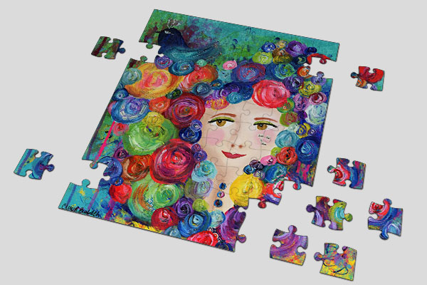 Artsy Puzzles