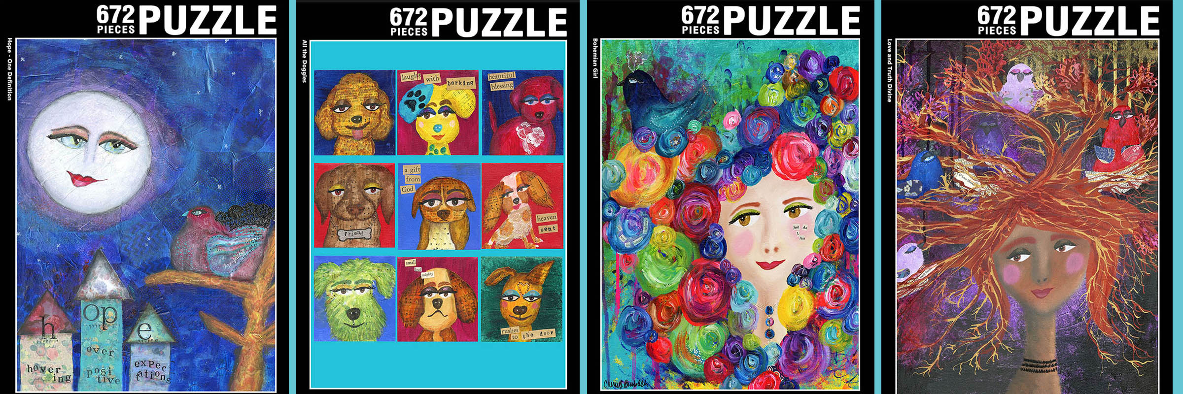 puzzles home page
