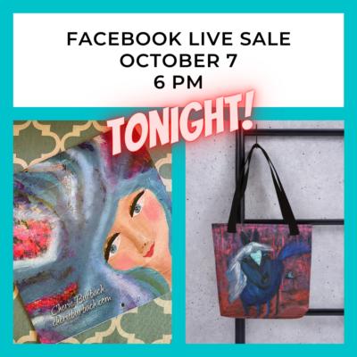 Live Sale Tonight