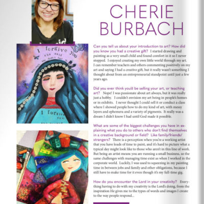 Interview With the Community of Christian Creatives